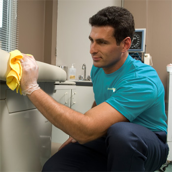 bloomingdale il healthcare cleaning
